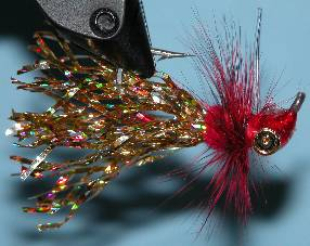 Louisiana Fly Fishing Redchaser Fly